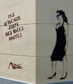 miss tic street art