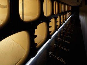 hotel capsulas Kioto