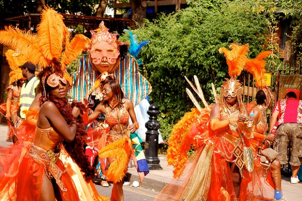 Carnavales de Notthing Hill