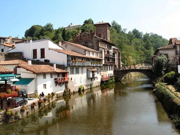 San Jean Pied de Port. Puente