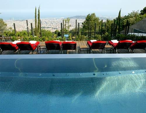 Hoteles en Barcelona, hoteles de lujo, hoteles con piscina en Barcelona