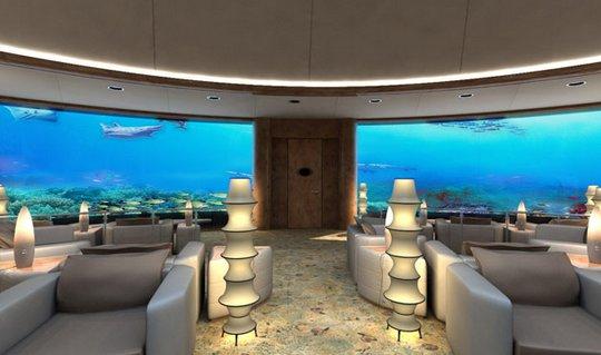 hotel submarino Fiji
