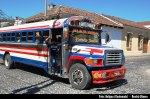 Autobús Antigua Guatemala