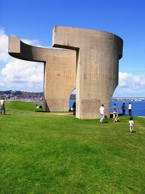Chillida Gijón