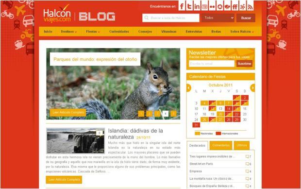 bloghalconviajes.com